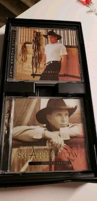 Garth Brooks CD collection