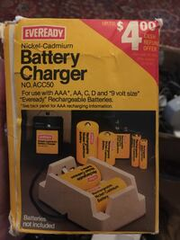 Nickel Cadmium Battery Charger Lexington, 40508