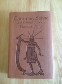 Common Sense and Selected Works of Thomas Paine Richmond, 23231