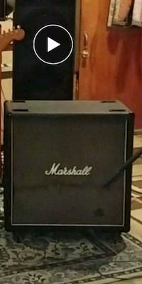 1970s Marshall guitar cab Chicago, 60630