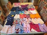 Bundle girls clothes sizes 5T, 5-6 and 6 Charlotte, 28277