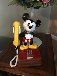 Vintage Collectors Mickey Mouse Phone  Gainesville, 20155