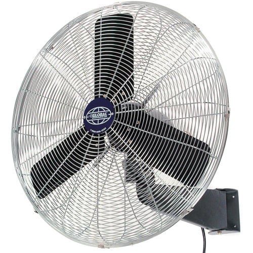 "NEW 24"" Industrial Wall Mounted Fan"
