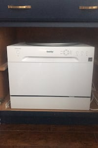 Danby apartment sized dishwasher...fits inside of a cupboard! Niagara Falls, L2G 2W5