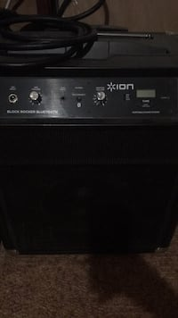 black and gray electric guitar amplifier Calgary, T3J 1V8
