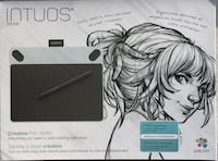 Brand new Intuos draw creative pen tablet Barrie, L4N 0J3