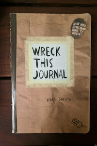 Wreck This Journal - Never Used Toronto, M5G 2C8