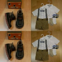 Baby /kids wedding or photoshoot clothes  Waterloo, N2L 6M5