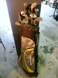 Assorted bag of golf clubs Portland, 97218