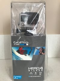 Go Pro Hero 4 Silver. Brand New in original packaging  Fountain Valley, 92708