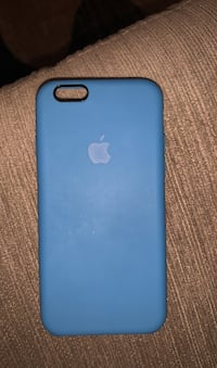 Silicone case for iPhone 6s
