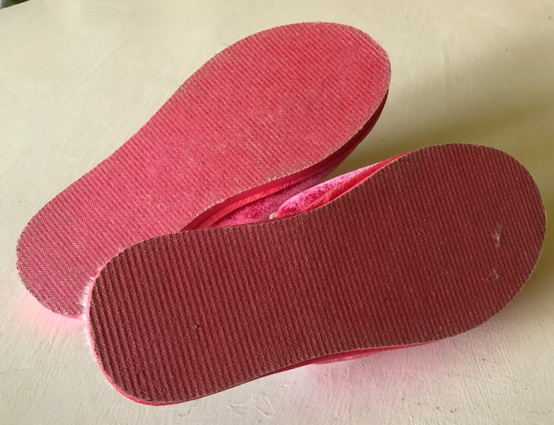 Kate Spade Slippers, Size 6 B, Pink, Play Hookie 9bb07d74-9685-4b36-8882-297248576487