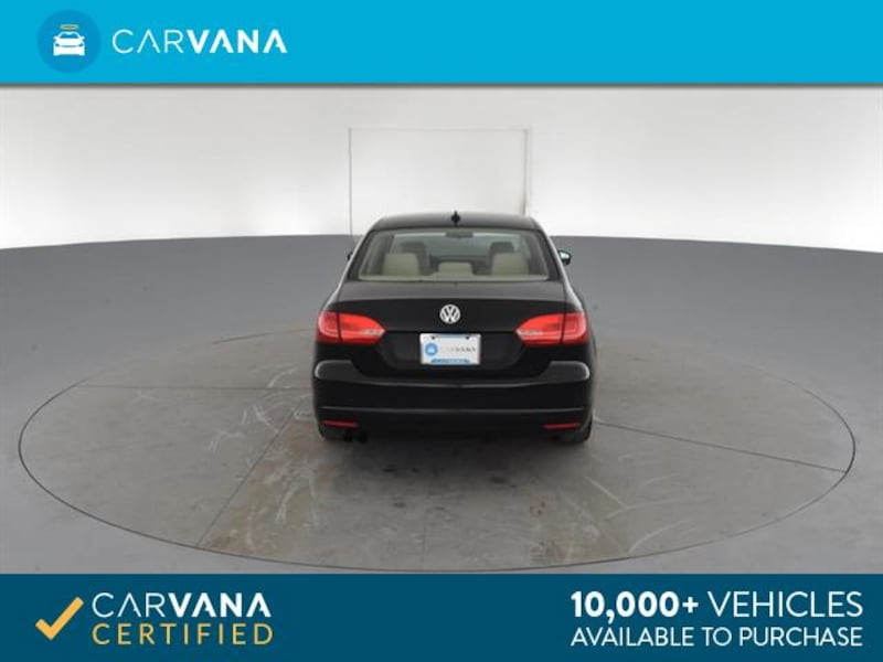 2014 VW Volkswagen Jetta sedan 2.0L TDI Sedan 4D Black <br /> 20