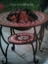 Fire pit Baltimore, 21212