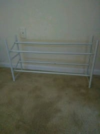 Expandable shoe rack Reston