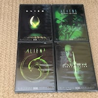 ALIENS MOVIE COLLECTION DVD Airdrie, T4B 2P4
