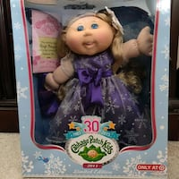 Cabbage patch doll limited edition Rosenberg, 77469