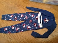 Boys clothing - fall/winter pajamas size 3T Markham