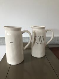 Rae Dunn Pitchers for sale Brampton, L6T 1M9