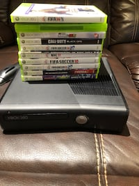 Xbox 360 and games 568 km