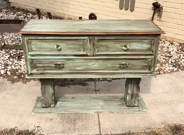 6008c444319074 Used Sofa table Entry table for sale in Adkins - letgo