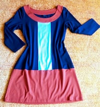 Damen Shirt Jersey Tunika Gr.40 in Bunt von Selection by s.Oliver NW Elsfleth