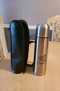 """Thermos, 10"""" high......New Vaughan"""