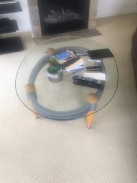 Oval Glass Coffee Tables Calgary, T2P 5N3