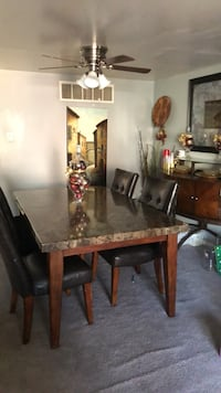 brown wooden dining table set Columbia, 21044