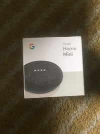 Google Home Mini (Charcoal) PITTSBURGH
