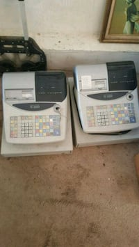 TE-2200 Electronic Cash Register