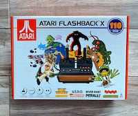 """NEW - """"Atari Flashback X"""", HDMI Game Console w/ 110 Built-In Games"""