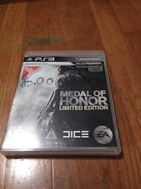 ps3 medal of honor limited edition Bellflower, 90706