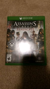 Assassin's Creed Syndicate XBOX 1 Console game