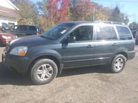 2003 Honda Pilot 5 Seats 4 Door Warren
