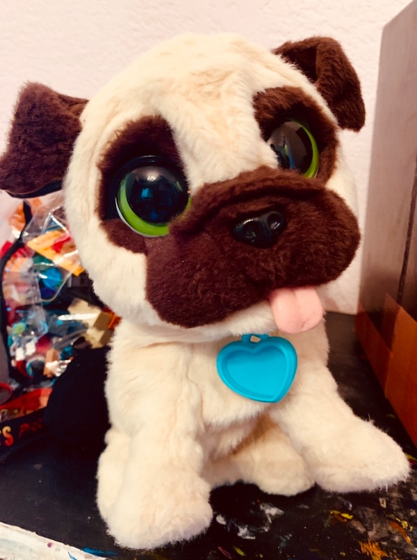 Fur Real Pets Pug electronic toy
