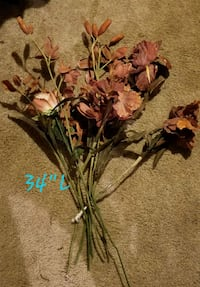 Large Bundle Of Artificial  Flowers  Springfield, 65810