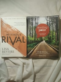 Without Rival/Andy Stanley book bundle Niceville, 32578