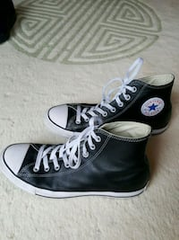 Leather, High-Top Converse, Mens Size 8 Alexandria, 22314