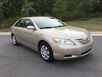 Toyota Camry 2007 Sterling