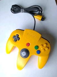 Official N64 Yellow Controller Original OEM  Whitchurch-Stouffville, L4A 0J5