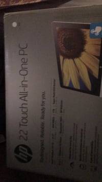 Hp 22 touch all-in-one tablet box Salem, 97317