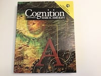 Cognition,third addition by Mark Ashcraft Toronto, M3B 1J7