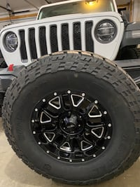 Jeep JL wheels and tires Frederick, 21703