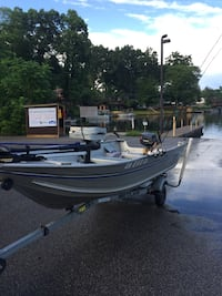 Fisher Deep V Boat Uniontown, 44685