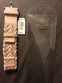 Fossil Watch Band 18mm Fullerton, 92833