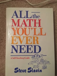 All the math you'll ever need London, N6H 4W1