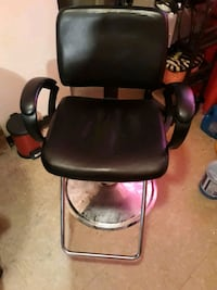 3 salon chairs and much more
