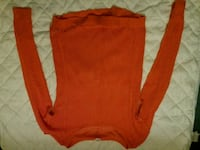 red cable knit scoop-neck sweatshirt Loma Linda, 92354