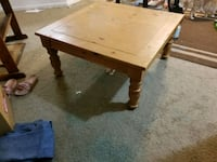 Wooden coffee table/kids table Frederick, 21701